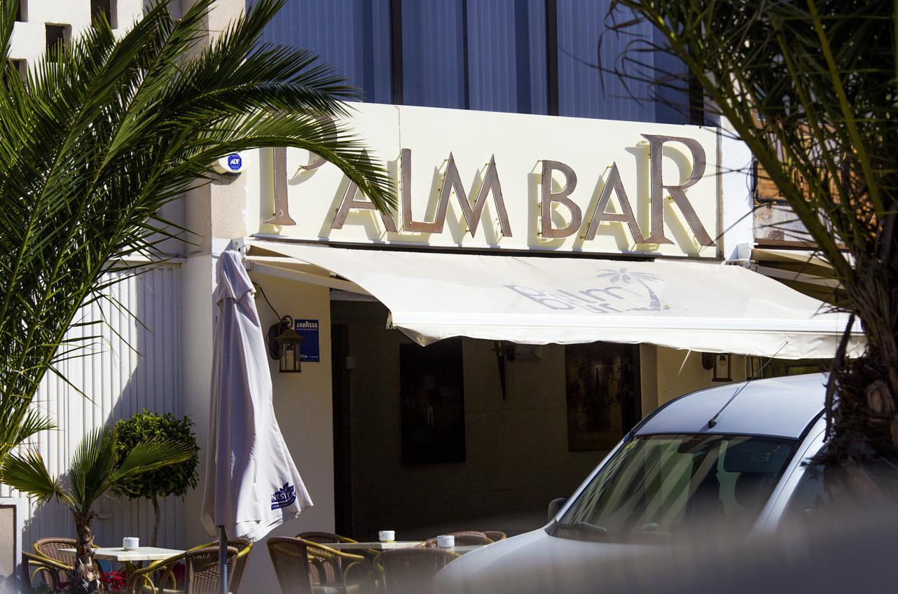 Palm Bar :)
