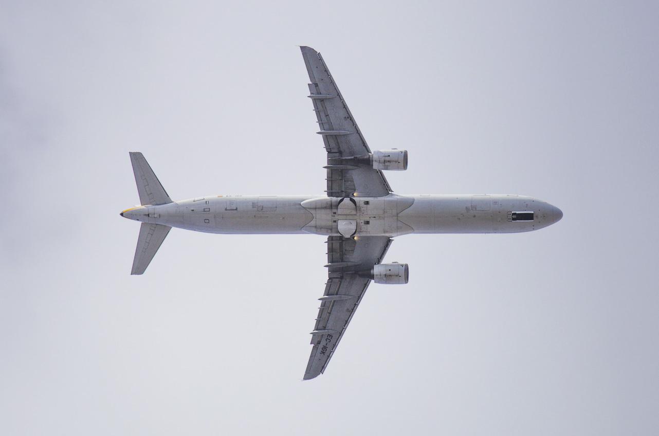 Podejście do lądowania na TFS